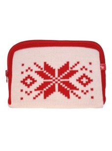 ELKOHOLIC iPad Mini Red Snowflake